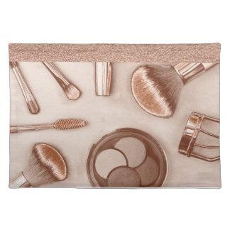 Sminksamlingen brons in tonar bordstablett