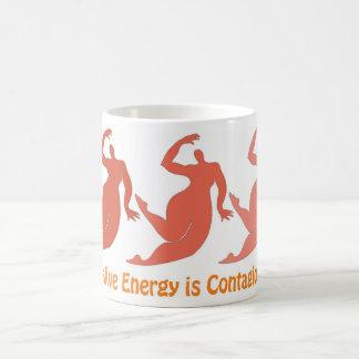Smittsam realitetenergimugg kaffemugg