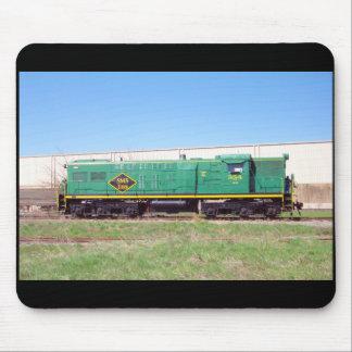 SMS-järnväg fodrar Baldwin AS616 #554 Musmatta