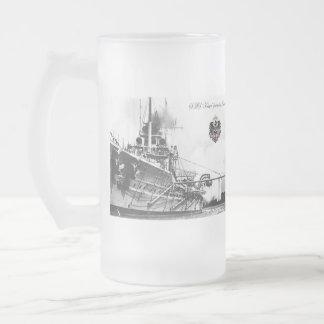 SMS Kaiser Frostat Ölglas