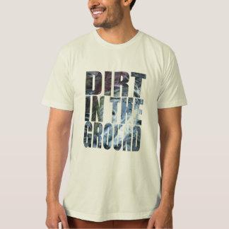 Smuts i det slipat tee shirts