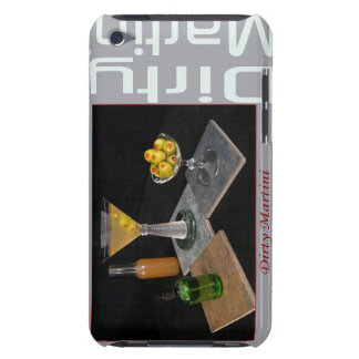 Smutsa ner Martini iPod Touch Cases