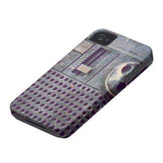 Smutsa ner radiosände iPhone 4 hud