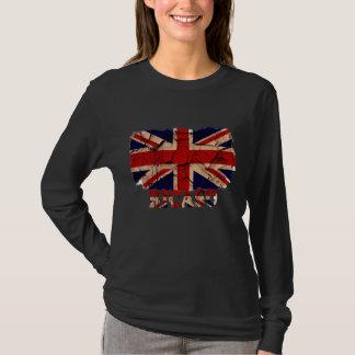 Smutsa ner vintage UK Ricaso T-shirt