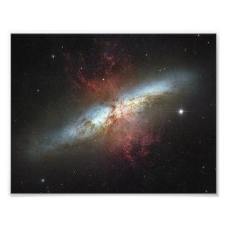Smutsigare stjärnor fototryck