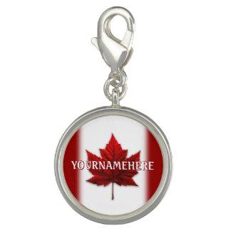 Smycken för souvenir för Kanada berlockKanada Berlocker