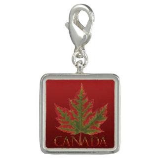 Smycken för souvenir för Kanada berlockKanada Foto Berlock