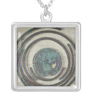 Smycken som är bekant som 'Bouclieren de Pudeur'