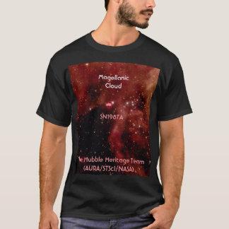SN1987a i det stora Magellanic molnet Tshirts
