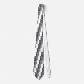 Snäcka av en man slips