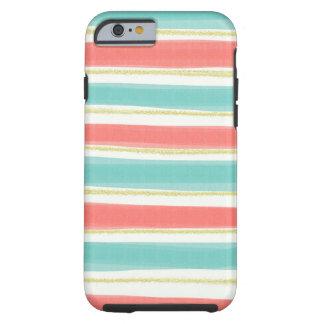 Snäcka för gnistra- och randiPhone 6 Tough iPhone 6 Skal