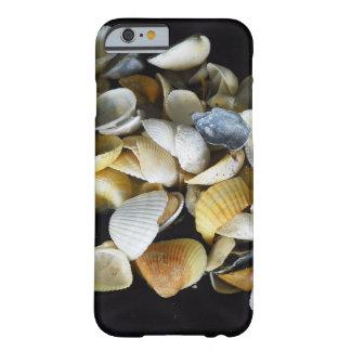 Snäckor av havet barely there iPhone 6 skal