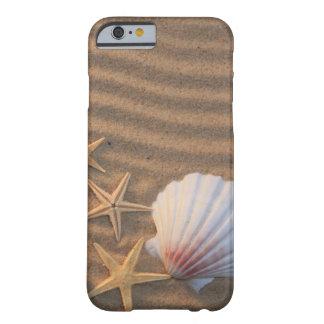 Snäckor och sjöstjärna barely there iPhone 6 skal