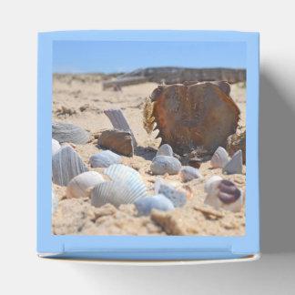 Snäckskal på stranden av Shirley Taylor Presentaskar