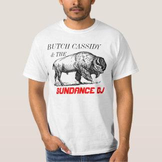 Snaggning Cassidy och den Sundance DJ skjortan Tröja
