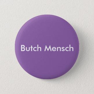 Snaggning Mensch (knäppas), Standard Knapp Rund 5.7 Cm