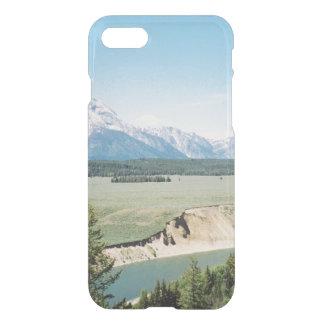 Snake River förbiser in mot monteringen Moran iPhone 7 Skal