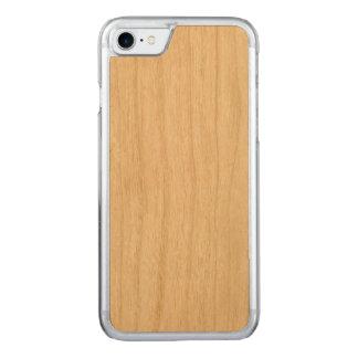 Snidit slankt fodral för iPhone 7 Carved iPhone 7 Skal