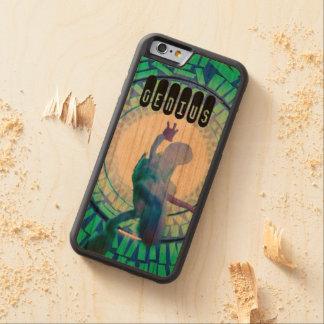 Snille! Carved Körsbär iPhone 6 Bumper Skal