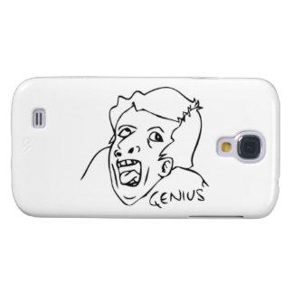 Snilletecknad Meme Galaxy S4 Fodral