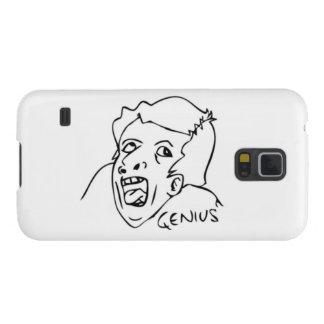 Snilletecknad Meme Galaxy S5 Fodral