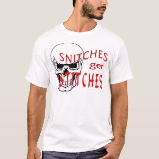 Snitches får syr tröja