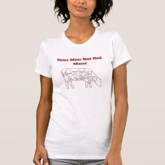 snitt av nötkött tee shirt