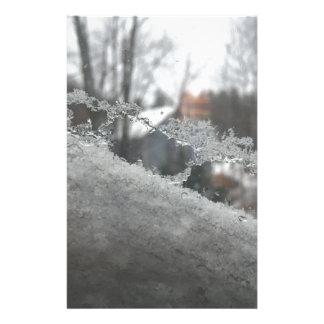 Snö Brevpapper