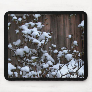 SnöabstraktMerchandise Mus Matta