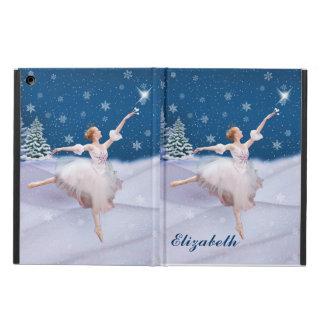SnödrottningBallerina, anpassadenamn iPad Air Skydd