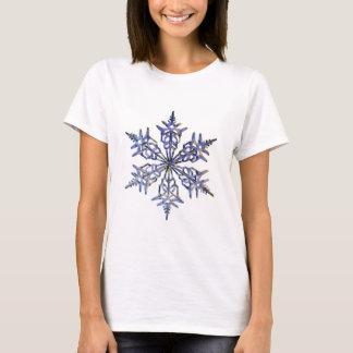 Snöflingor broderad look tshirts