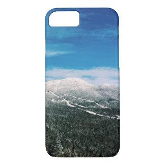 Snöig skida fodral för bergiPhone 7
