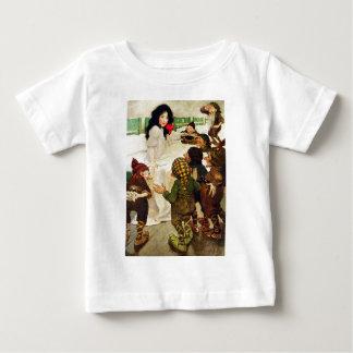 Snövit och de sju dvärgarna t-shirts