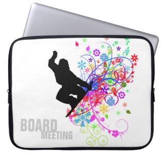 Snowboardbärbar datorfodral