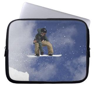 Snowboarder 2 laptop fodral