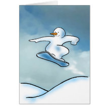 Snowboarder Kort