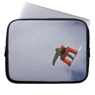 Snowboarder Laptop Fodral