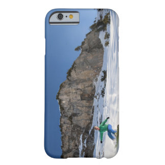 Snowboarderen frigör ridning barely there iPhone 6 fodral