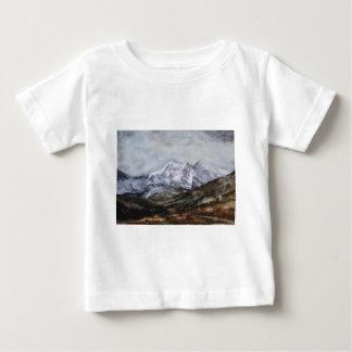 Snowdon hästsko i Winter.JPG T-shirts
