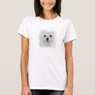 Snowdrop den maltesiska T-skjortan Tee Shirt