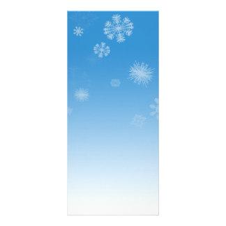 Snowfall Reklamkort