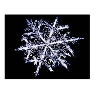 Snowflake 9 vykort