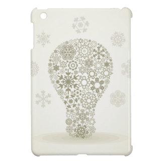 Snowflake en kula iPad mini skydd