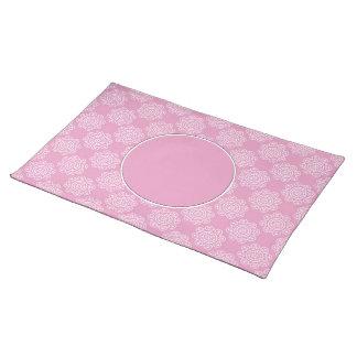 Snowflake på rosor bordstablett