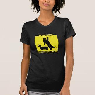 Snubbla faran - Corgidamer T-shirt