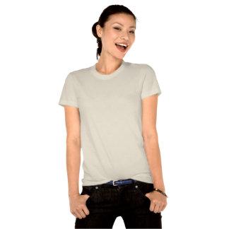 snubbla purpurfärgade Pansies T Shirt