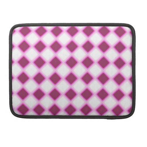Snubblad ut checkers MacBook pro sleeve