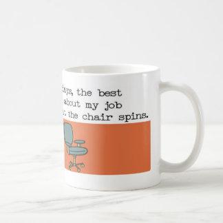 Snurrandestolmugg Kaffemugg