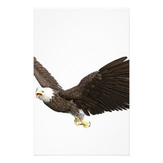 Soaring örn brevpapper