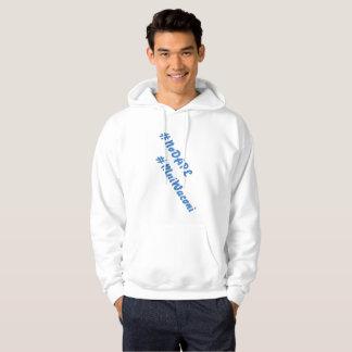 Social rättvisakampanj för potable vatten sweatshirt